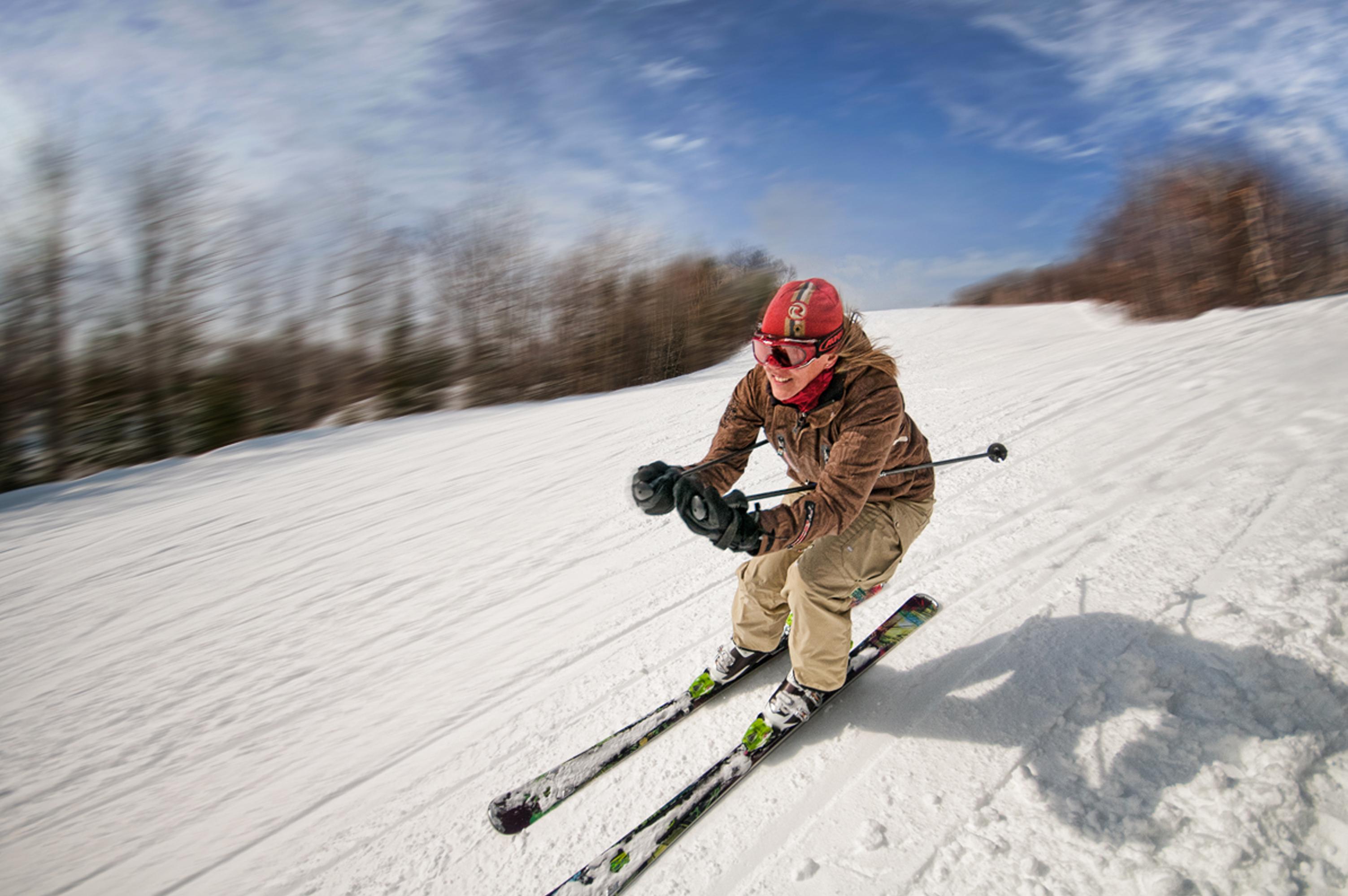 Municipalit de saint c me ski de fond lanaudi re - Montagne coupee ski de fond ...